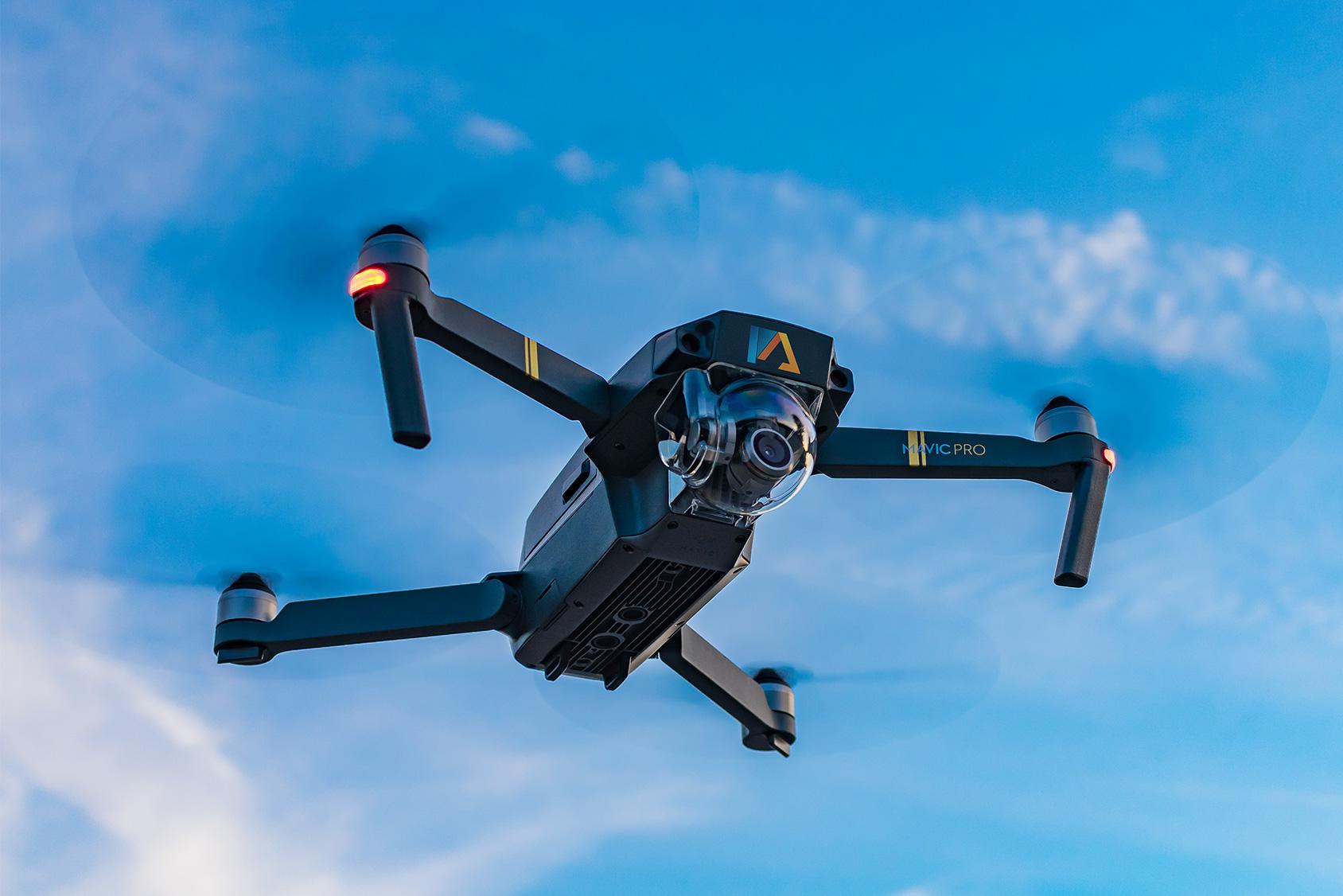 Drohnen Luftaufnahmen